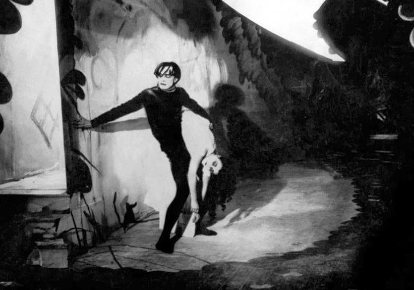 """Robert Wiene, """"The Cabinet of Dr. Caligari"""", 1920, Decla-Bioscop"""