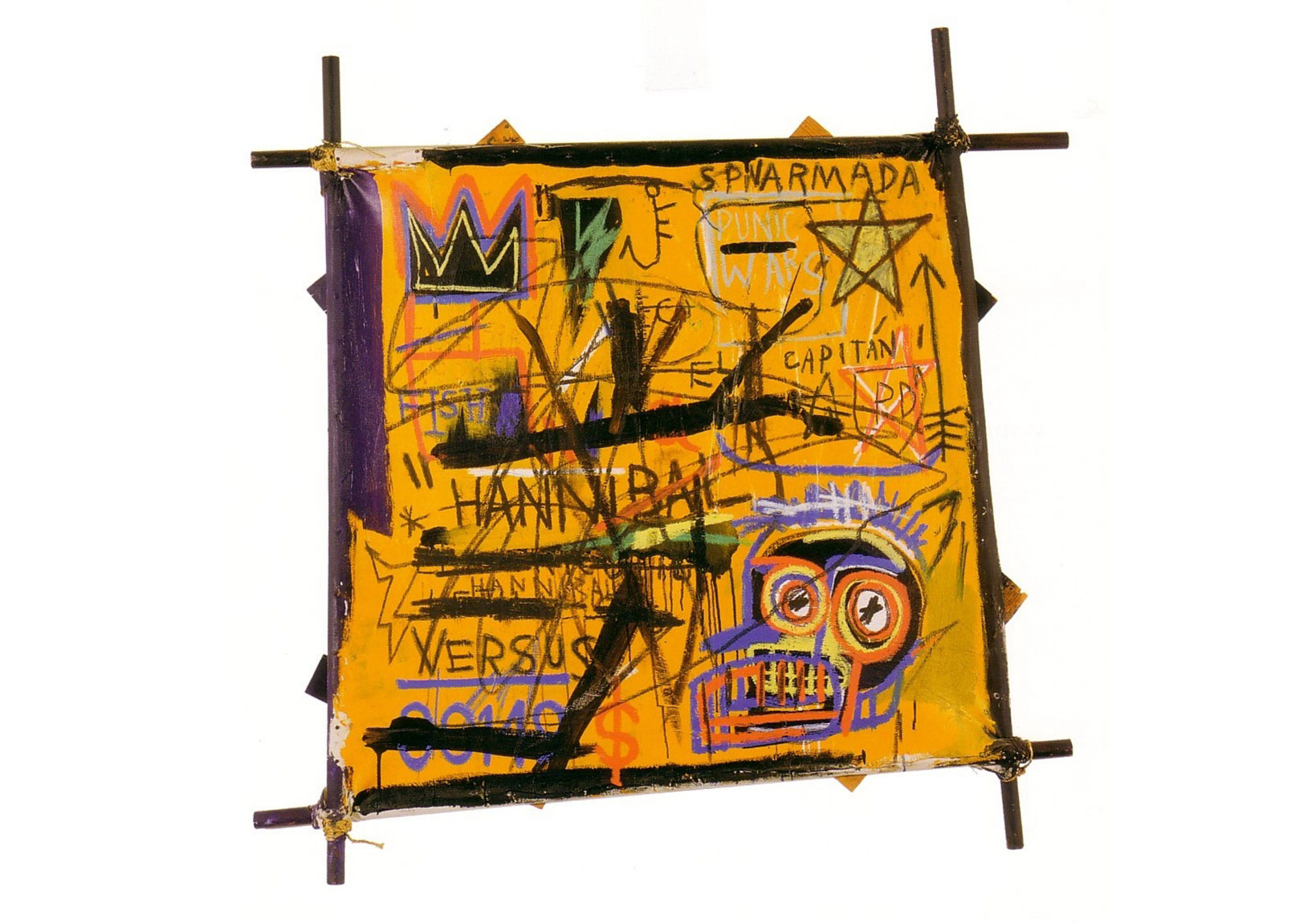 Basquiat: http://www.nytimes.com/2013/05/13/arts/design/art-proves-attractive-refuge-for-money-launderers.html?pagewanted=all (via U.S. Attorney's Office/Southern District of New York)