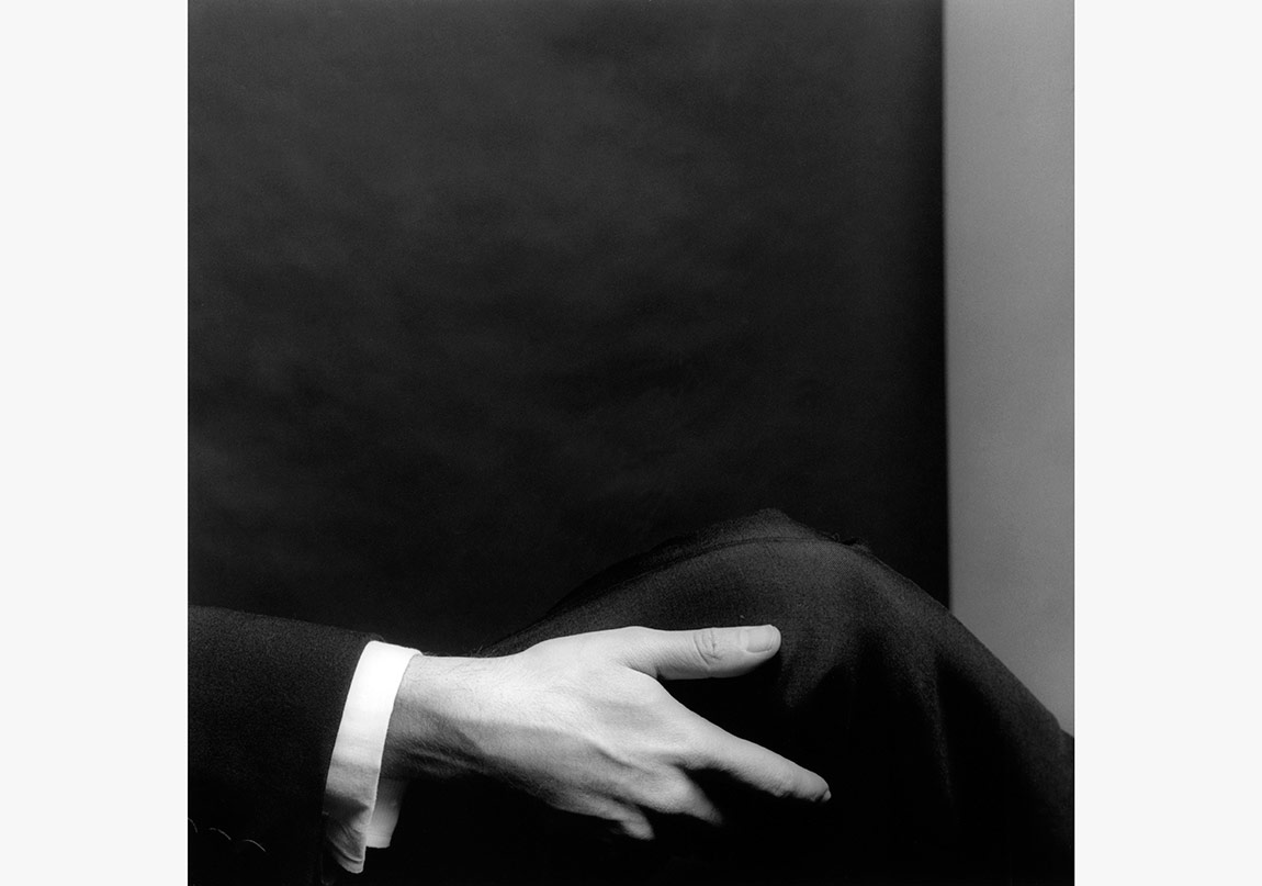 Hand, 1980Silver gelatin20x16 inchesEdition 5/15© Robert Mapplethorpe Foundation.Used by permission.