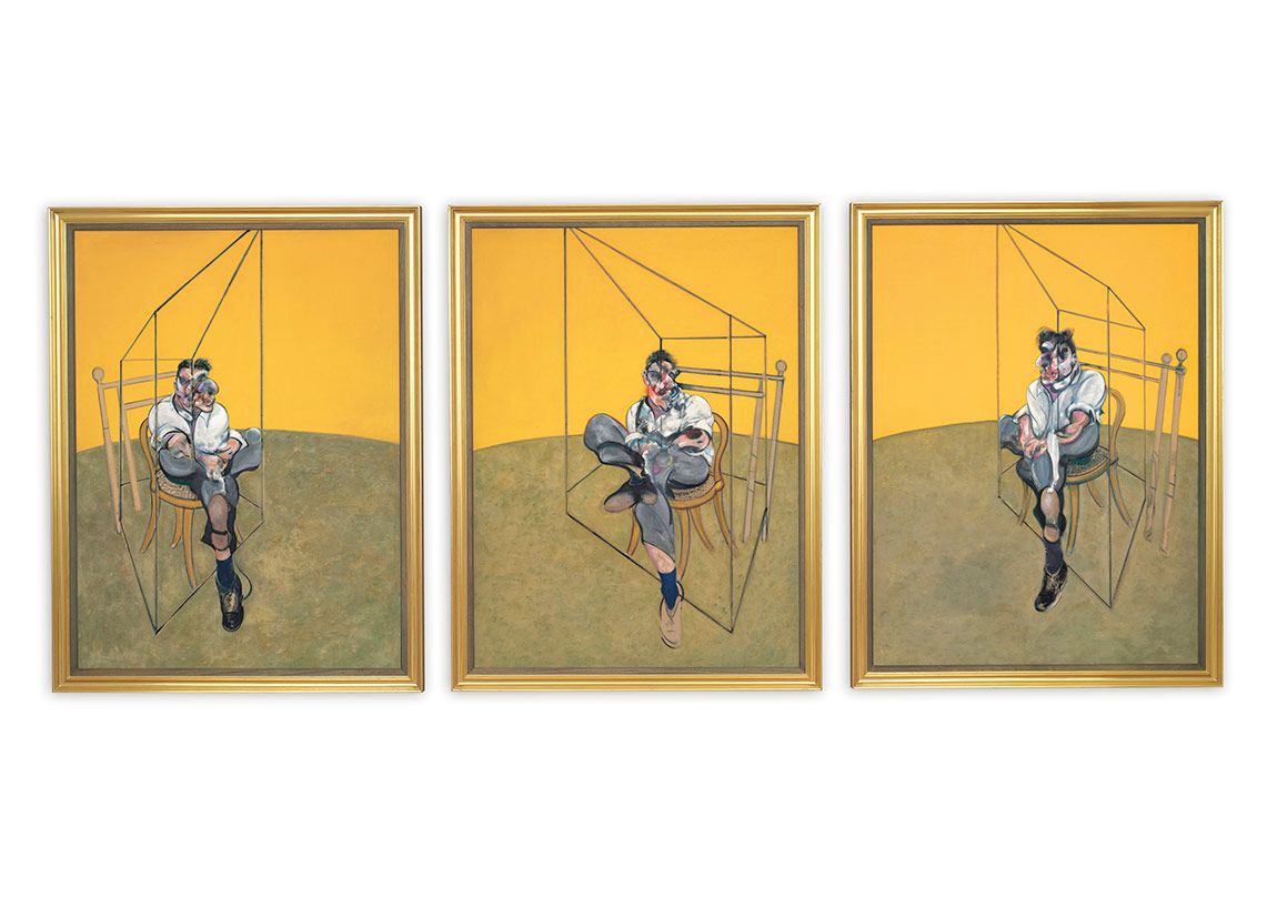 2013 Estate of Francis Bacon/Artists Rights Society (ARS), New York/DACS, London