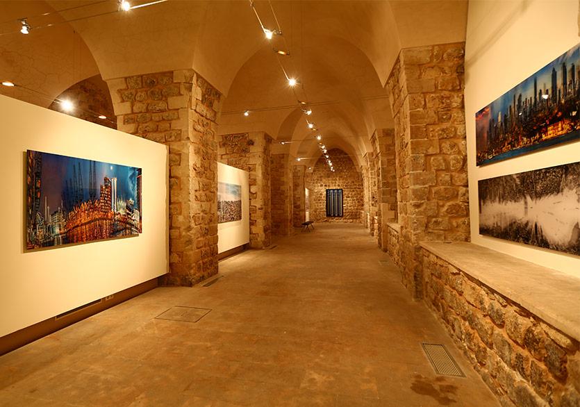 Murat Germen Sergisi Sakıp Sabancı Mardin Kent Müzesi'nde!