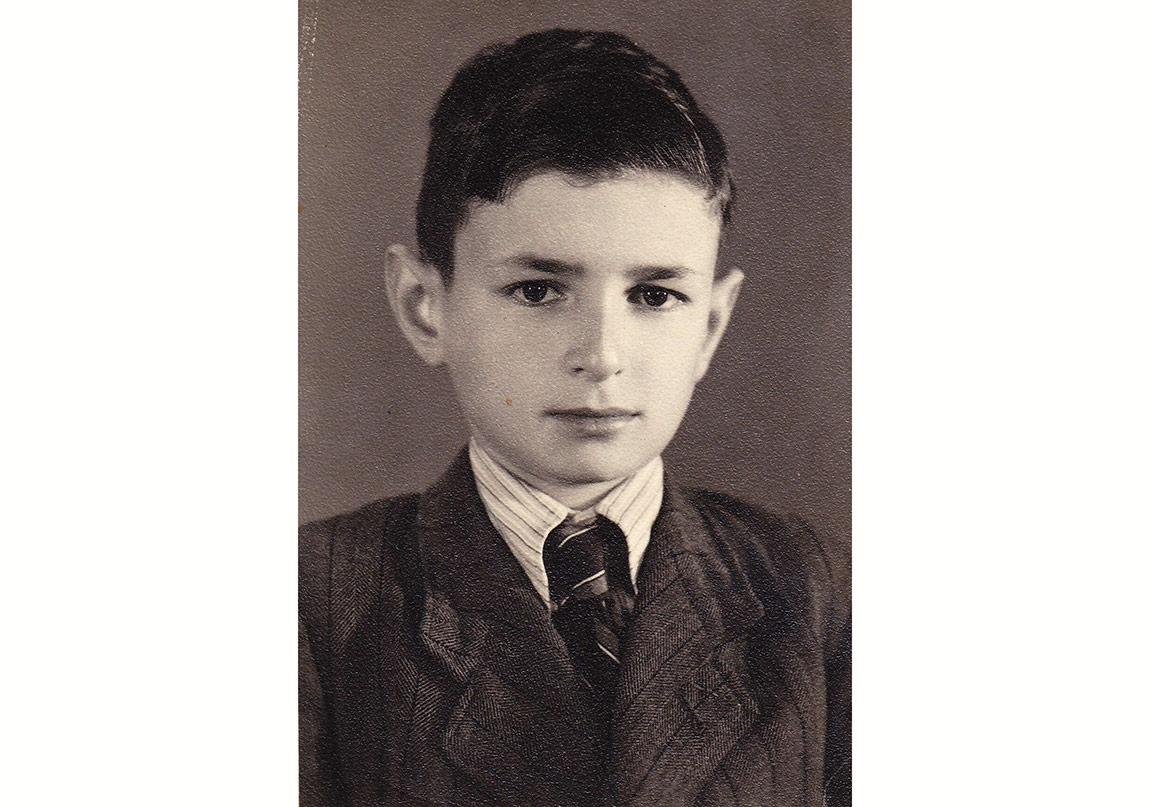 Jerzy Kosinski'nin çocukluğu