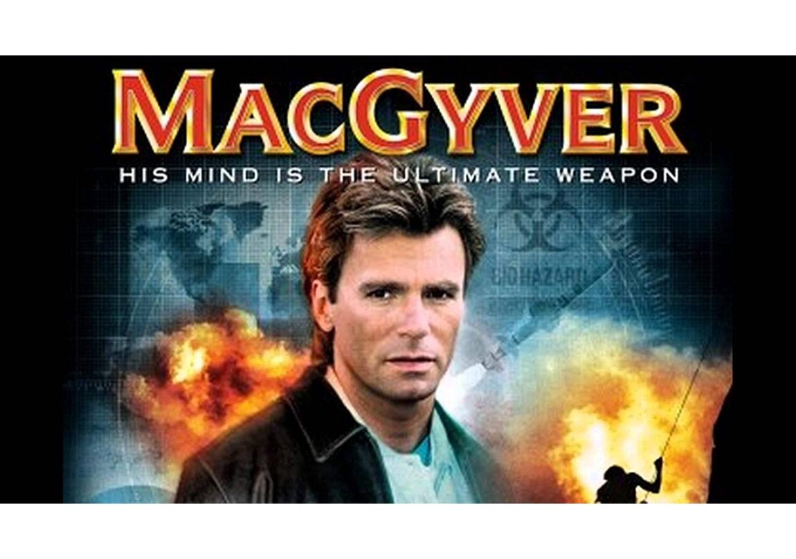 MacGyver Mars'ta olsaydı...