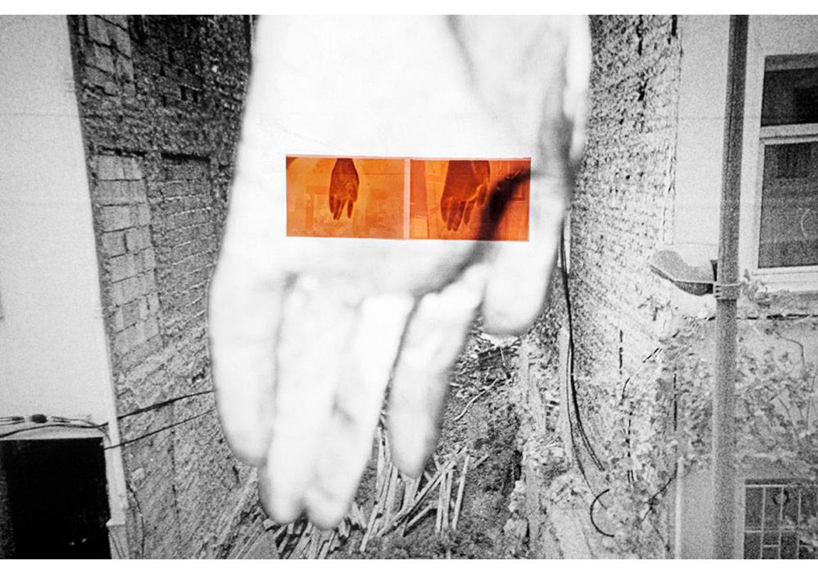 Kurgulan (bir) Serisinden_09 / serisi Constructed_09 itibaren2016kağıt Üzerine pigment Baskı / Pigment sanat kağıda yazdırmak Güzel Sanatlar50 x 75 cm, 1/5 + 2 AP