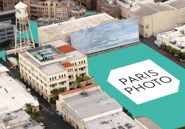 Paris Photo Paramount Studios