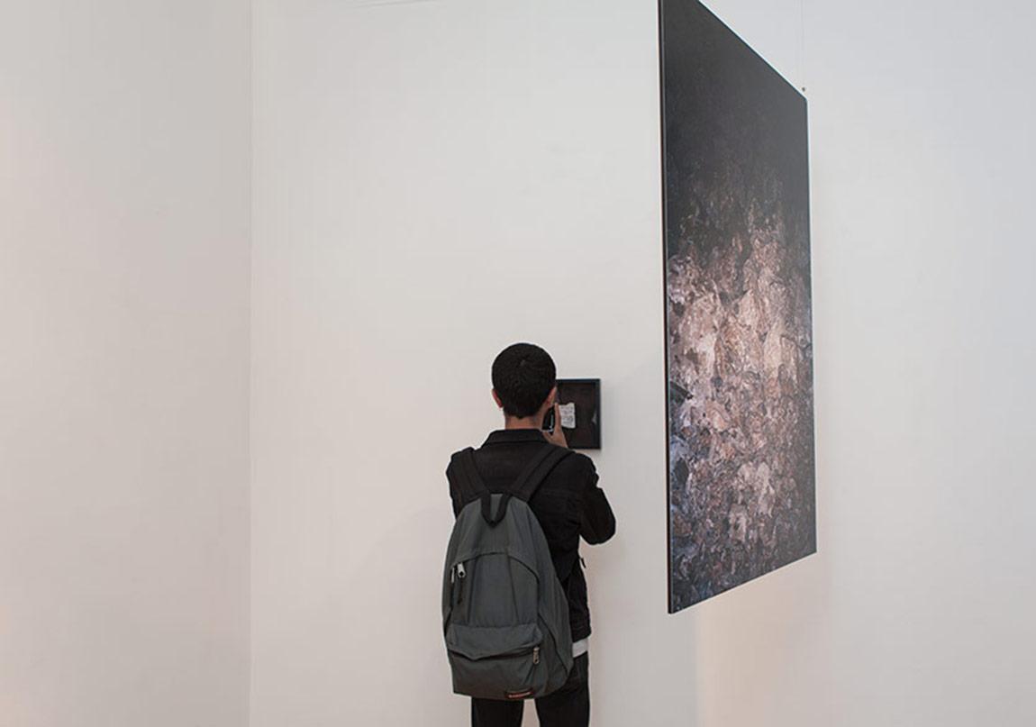 Cemil Batur Gökçeer'in The Empire Project'teki Sergisinin Açılışından