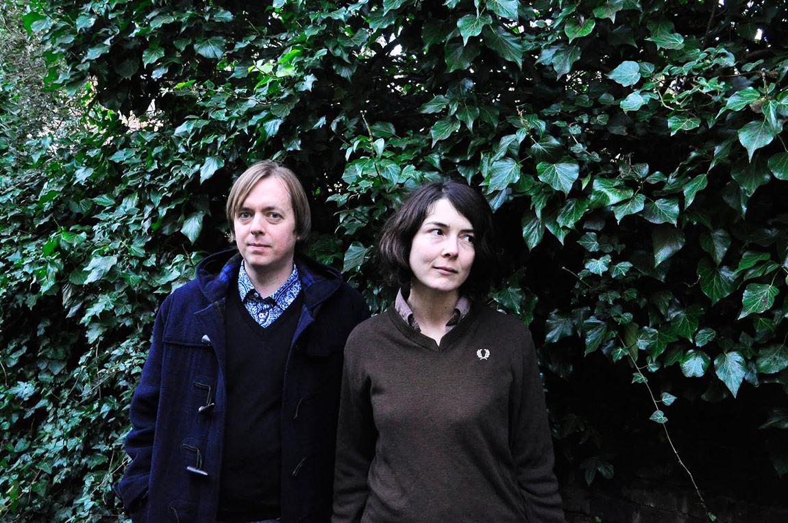Damon Krukowski ve Naomi Yang