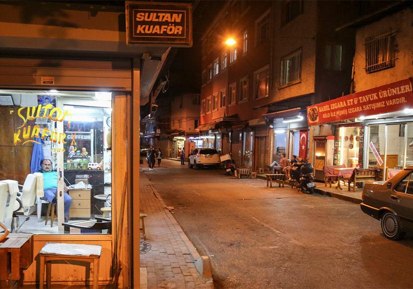Orhan Pamuk'un Gözünden İstanbul'un Geceleri: Turuncu
