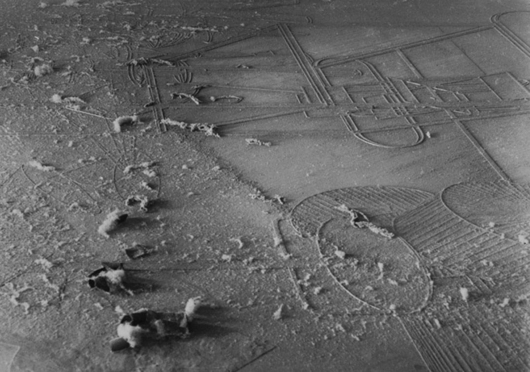 'Toz Üretimi', Man Ray ve Marcel Duchamp, 1920, Galerie Françoise Paviot izniyle © ADAGP, Paris, 2015