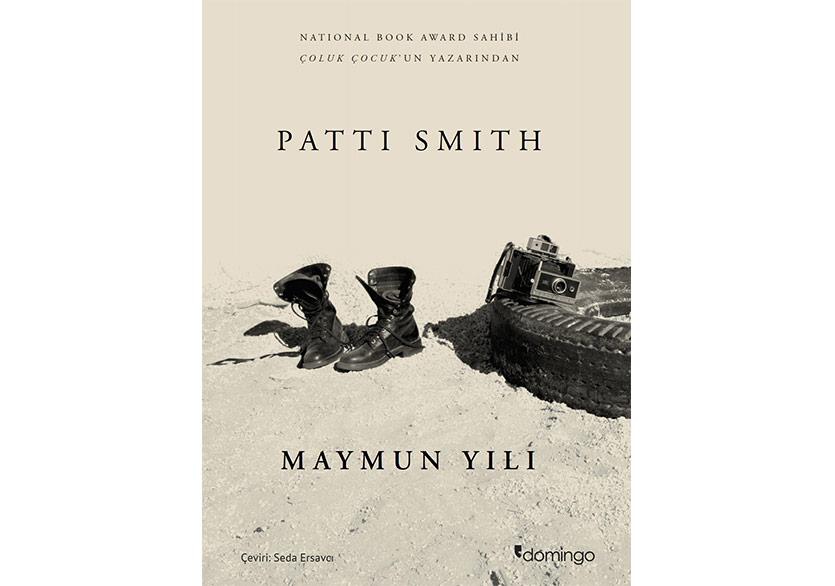 """Patti Smith'ten """"Maymun Yılı"""""""