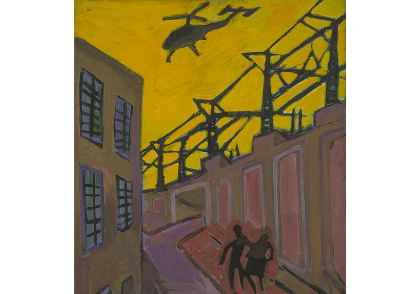 Doğu Almanya Sanatçıları Leipzig Güzel Sanatlar Müzesi'nde