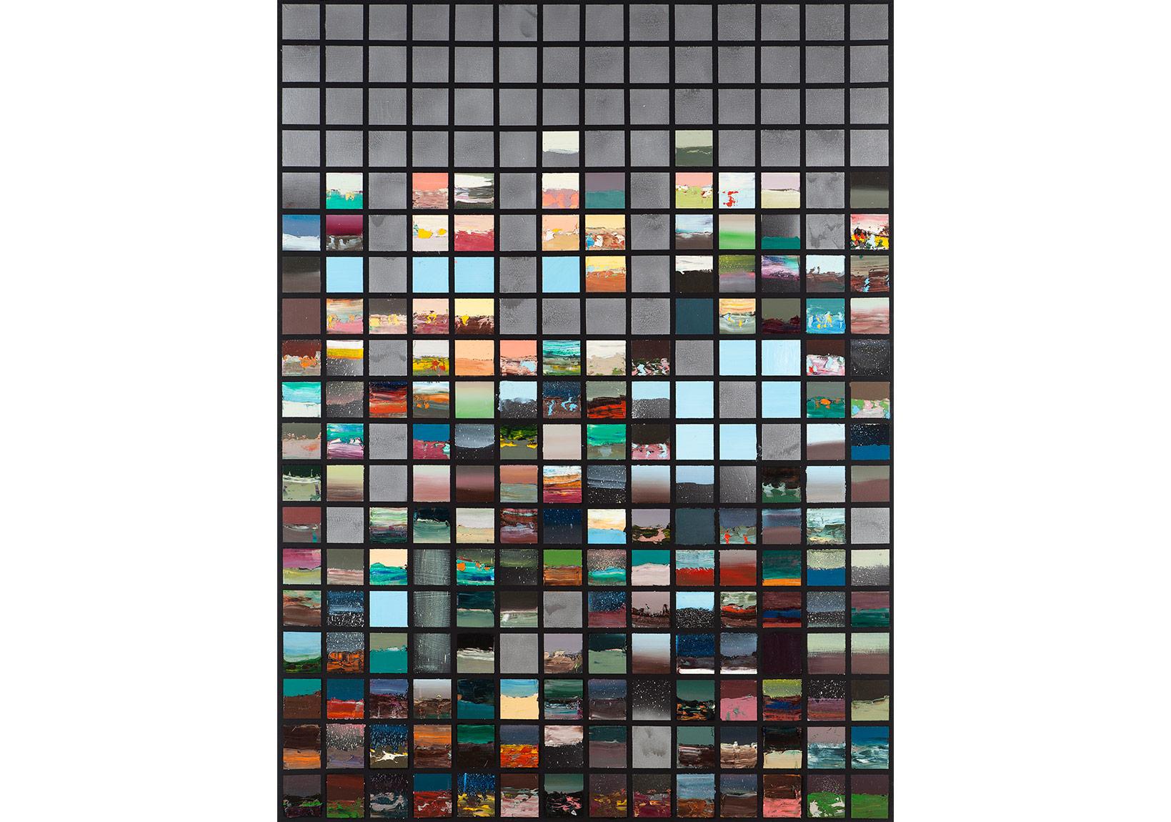 42 Maslak Art!SPACE Kasımı Mixer ''Shuffle'' Sergisiyle  Karşılıyor
