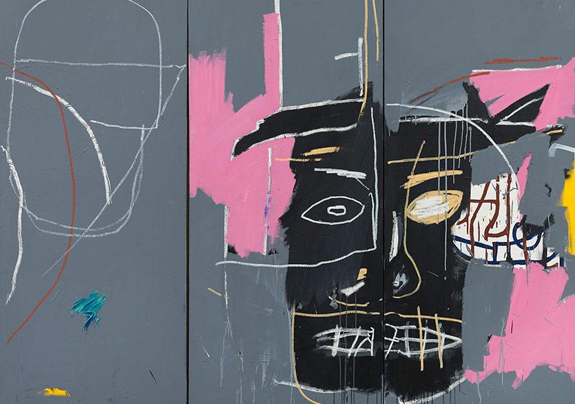 Jean-Michel Basquiat - Canavar