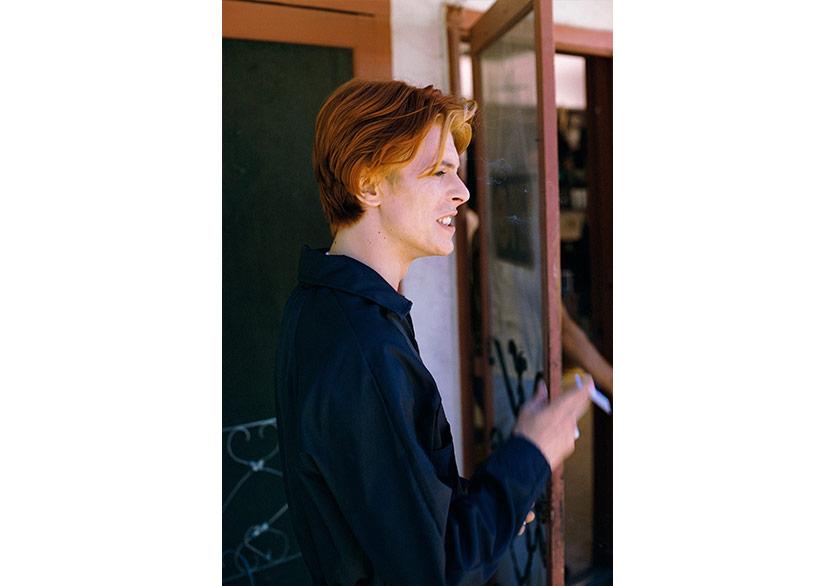 David Bowie'nin Hiç Görülmemiş Fotoğraflarından Bir Sergi