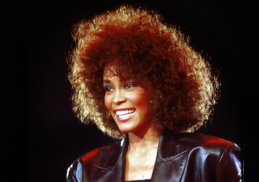 Whitney 16 Kasım'da Başka Sinema'da