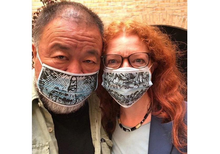Ai Weiwei'den Yardım Kuruluşlarına 1.4 Milyon Dolarlık Destek