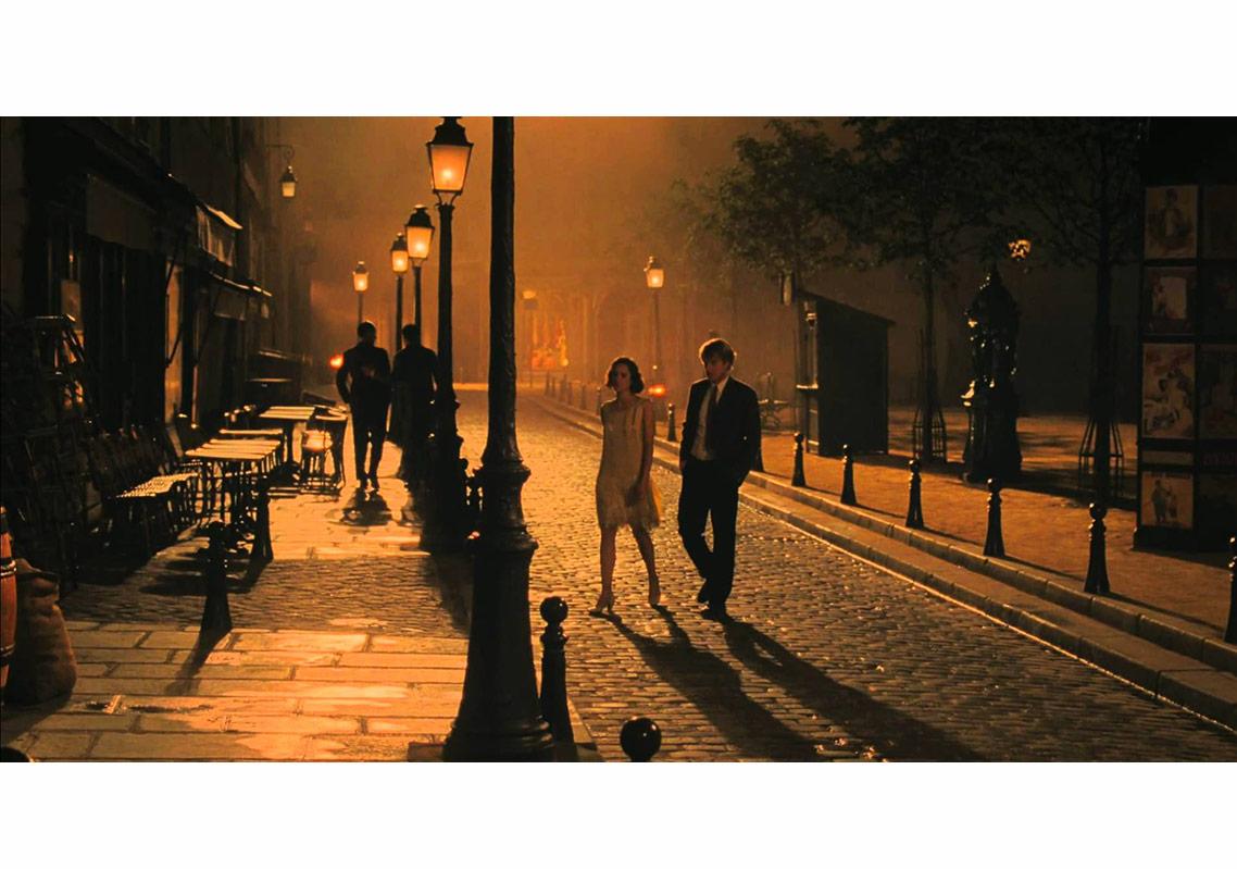 Paris'te Gece Yarısı/Midnight in Paris