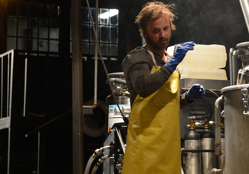 Breaking Bad Devam Filminden Detaylar Paylaşıldı