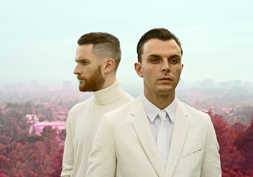 İngiliz Synth-Pop İkilisi Hurts 10 Şubat'ta İstanbul'da!
