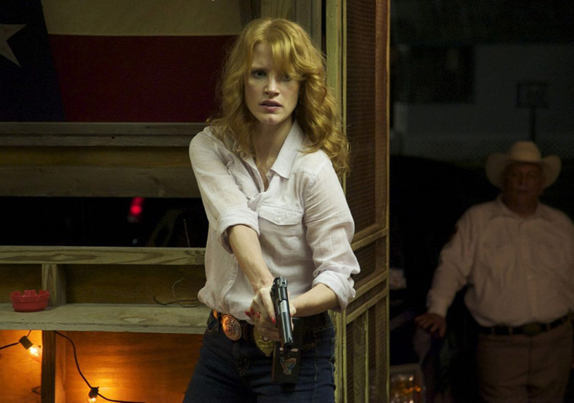 "Jessica Chastain'li Yeni Bir ""It"" Filmi"