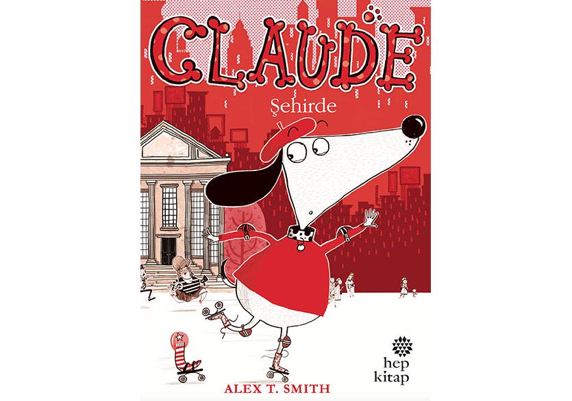 """Tatlı Köpek """"Claude"""" Türkçede"""