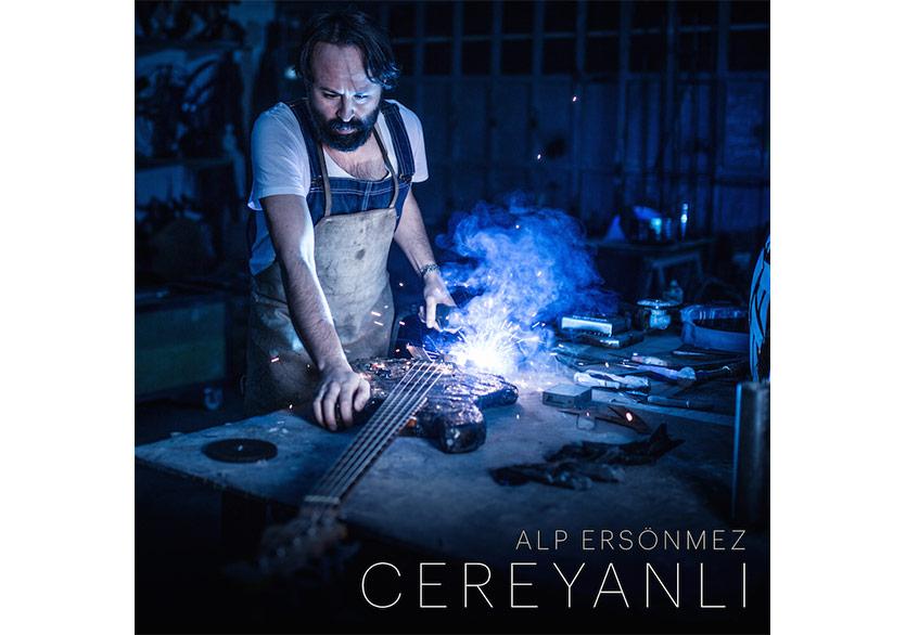 """Alp Ersönmez'in İkinci EP'si """"Cereyanlı-B"""" 21 Mayıs'ta Yayında"""