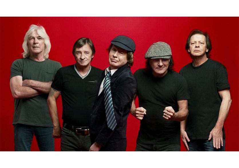 """AC/DC'nin """"Power Up"""" Albümü 18 Ülkede Bir Numara"""