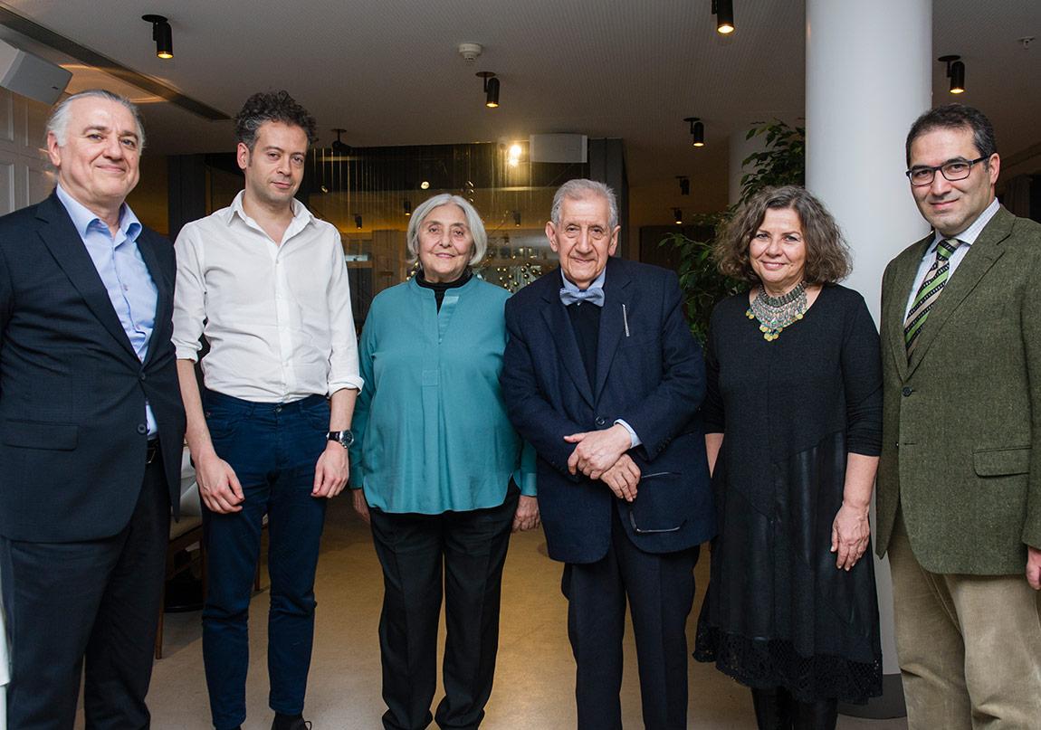 Talât Sait Halman Çeviri Ödülü, Fuat Sevimay'a Takdim Edildi