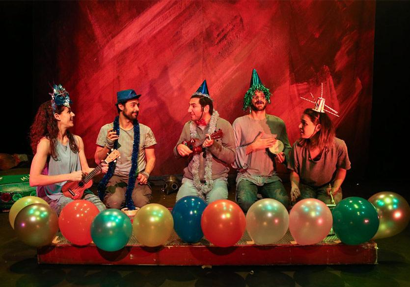 Tiyatro Kooperatifi Yaz Buluşmaları Sona Eriyor