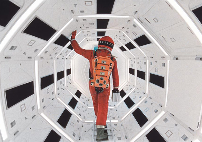 Kapsamlı Bir Stanley Kubrick Sergisi