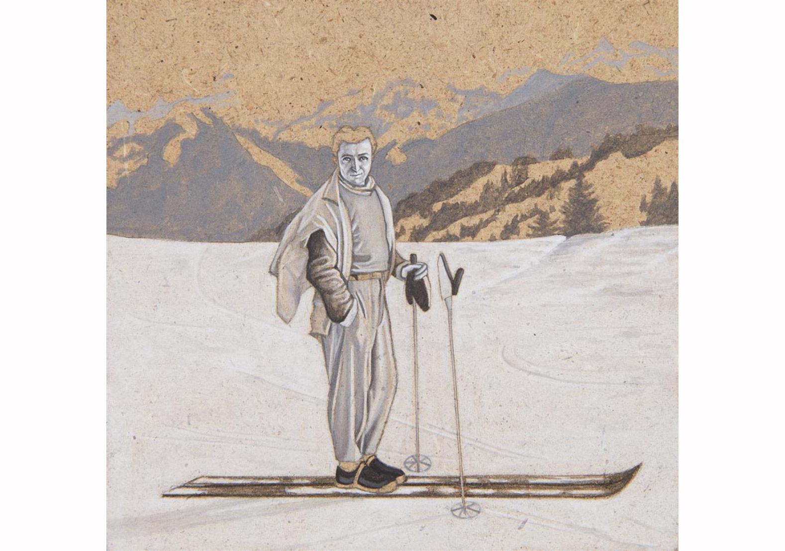 Kar, 2014 © Gülşah Bayraktar, Mixer izniyle