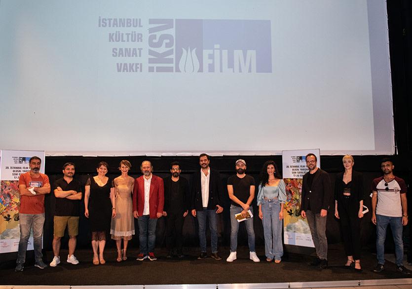 39. İstanbul Film Festivali'nin Kazananları Belli Oldu