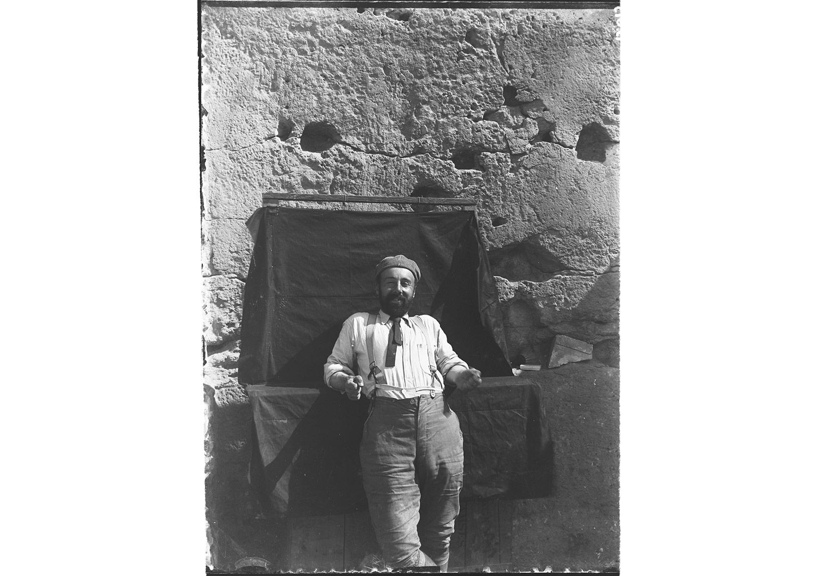 John Garstang. Garstang Arkeoloji Müzesi, Liverpool Üniversitesi.