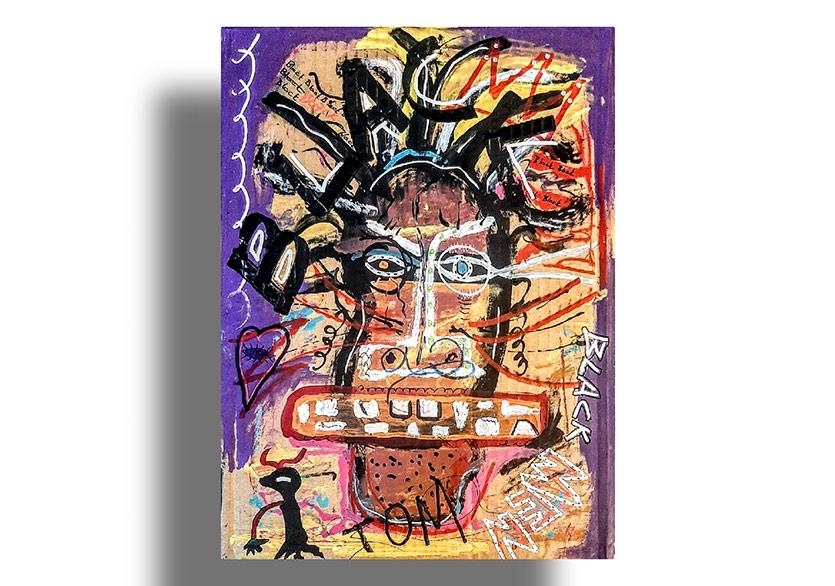 """Ulaş Bakır'ın İlk Kişisel Sergisi """"Söylenecek Çok Şey Var"""" Gama Art Gallery'de"""