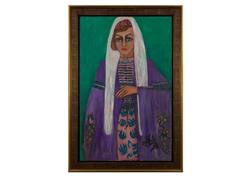 Fahrelnissa Zeid Portreleri Dirimart'ta
