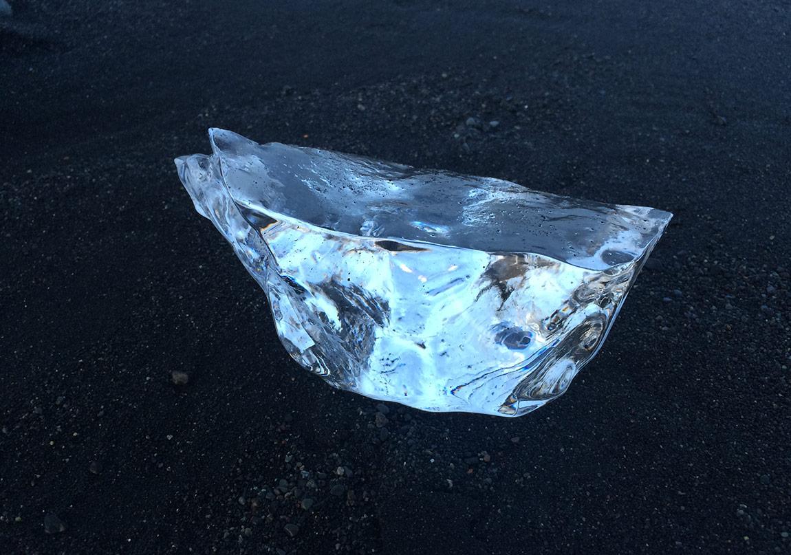 Mini Iceberg - Lightbox, 2016