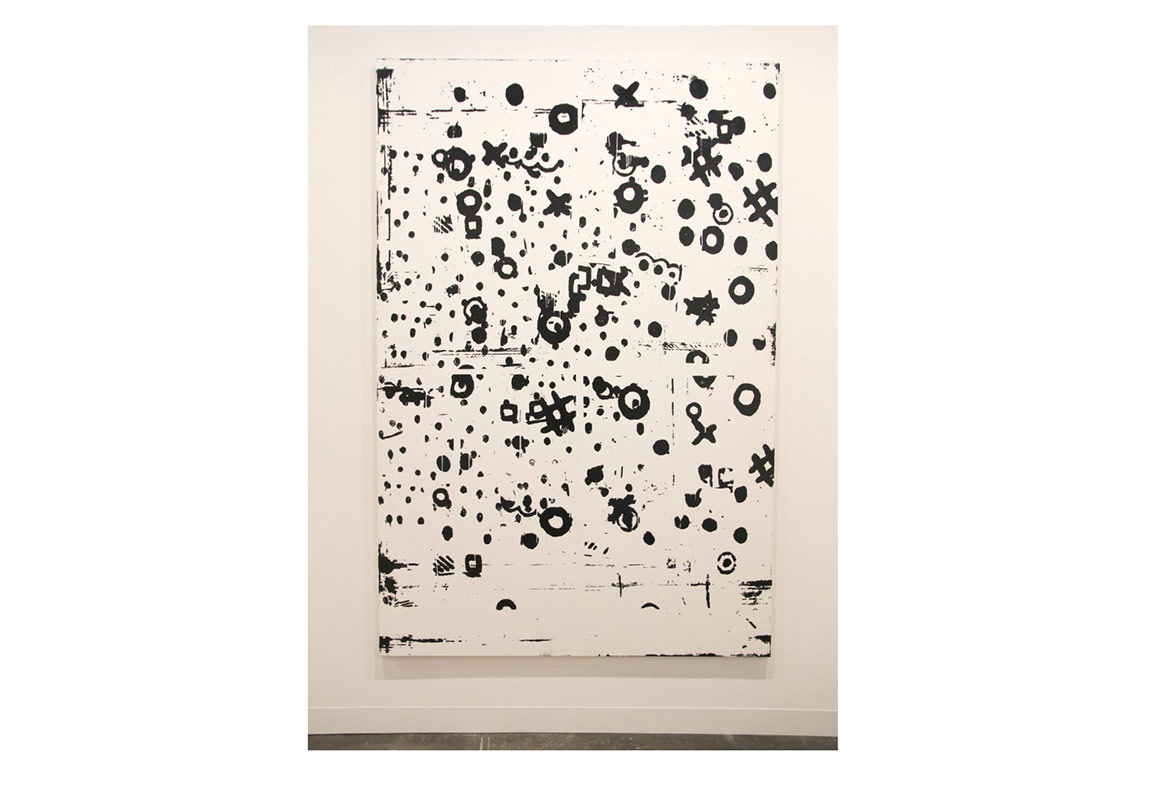 Christopher Wool, Untitled Photo: Henri-Neuendorf.