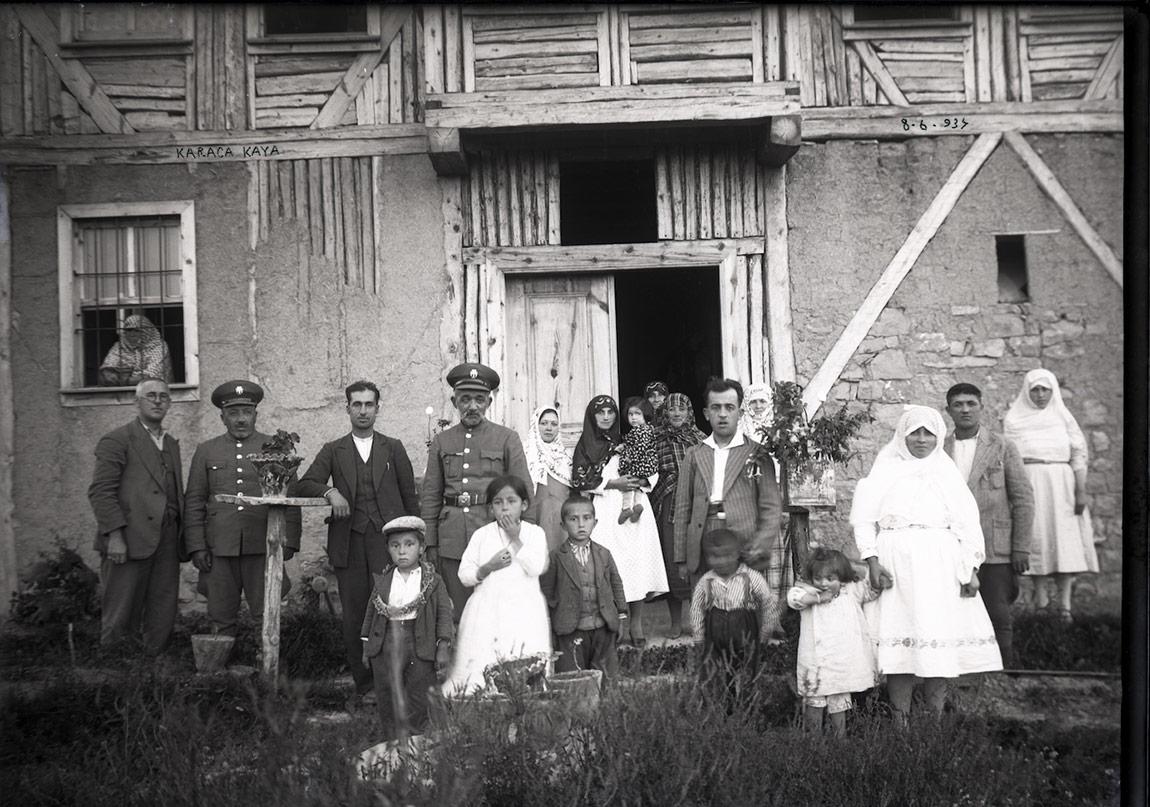 Karacakaya köy korucuları, Bengüboz, kadınlar ve çocuklar, 8 Haziran 1937