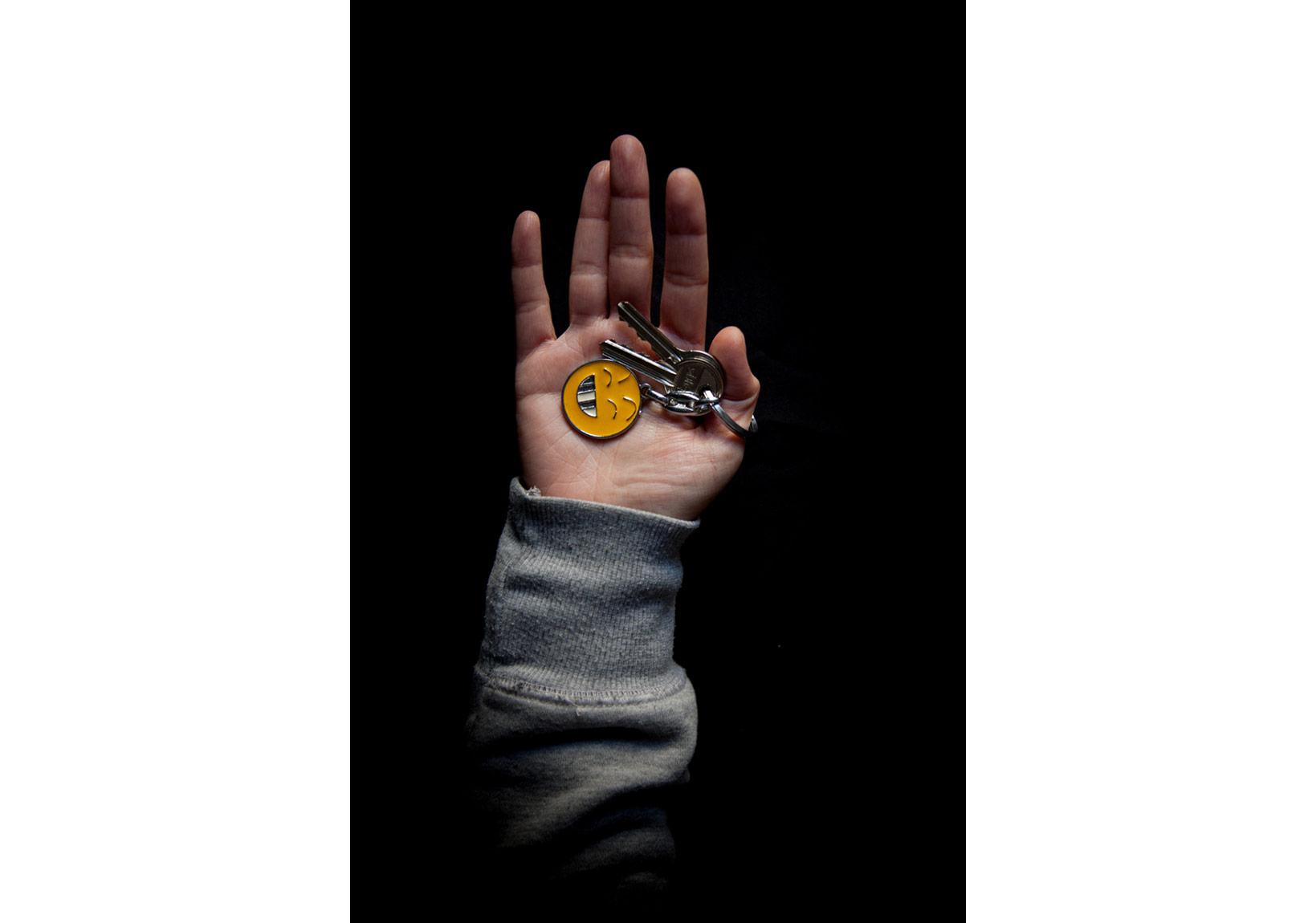 Bradley Sacker, 'Suriye Nakbası/Yuvanın Anahtarları' serisinden