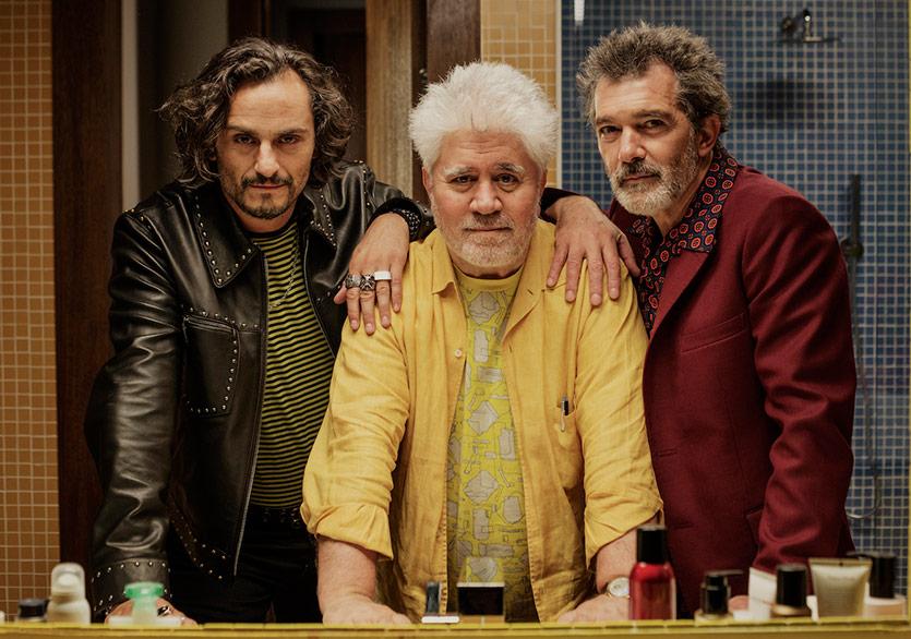 Almodóvar'ın Otobiyografik Filmi Pain & Glory'den Fragman Paylaşıldı