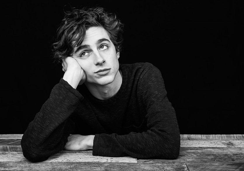 Timothée Chalamet Bob Dylan'a Hayat Verecek