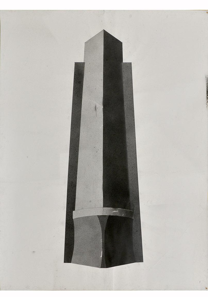 Can Aytekin, 2013, Kağıt Üzerine Çini Mürekkep, 200 x 150 cm