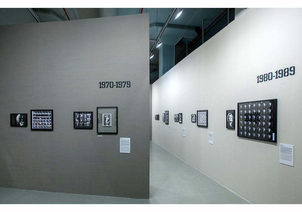 'Magnum Kontakt Baskılar', İstanbul Modern Fotoğraf Galerisi'nden görünüş