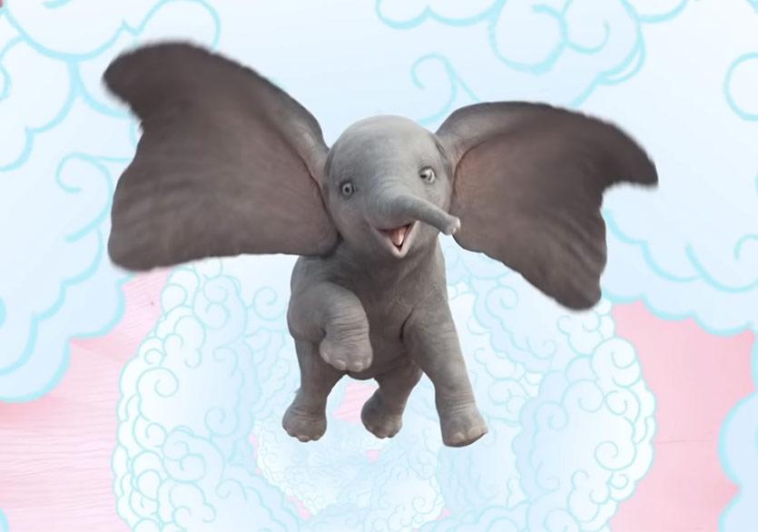 Arcade Fire'dan Tim Burton'ın Dumbo'suna Yeni Şarkı