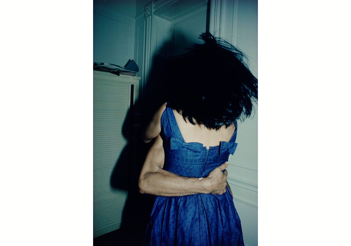 Kucaklayış, New York City, 1980 © Nan Goldin. The Museum of Modern Art, New York izniyle.