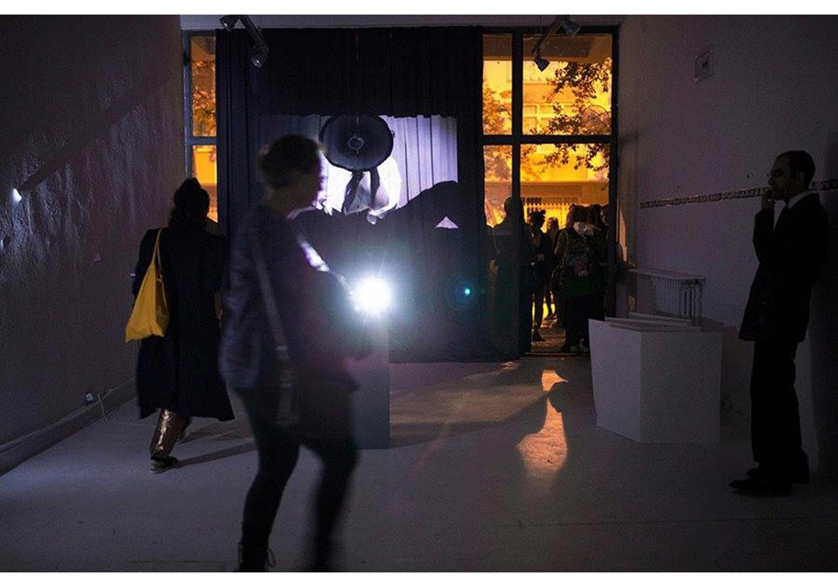 """""""İpi Çekin Aşağıdayız"""" Performans, TorunTorun, genel görünüş, Eylül 2014"""