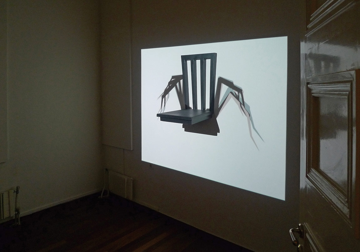 Bengü Karaduman. Sketch for a New Body, 2012. Video Sculpture, Edition 1-3 + 1h 2'57''_