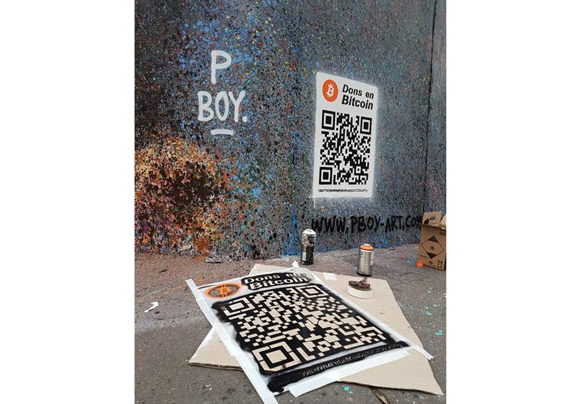 Sanata Destek İçin Bitcoin Kabul Edilir