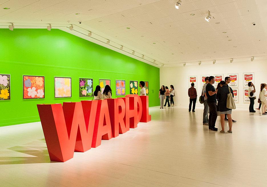 Andy Warhol Herkes İçin Pop Art
