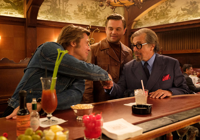 Once Upon A Time In Hollywood 23 Ağustos'ta Vizyonda